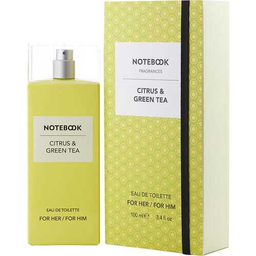 NOTEBOOK CITRUS & GREEN TEA by Notebook (UNISEX)