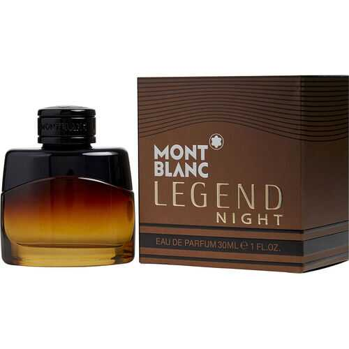 MONT BLANC LEGEND NIGHT by Mont Blanc (MEN)