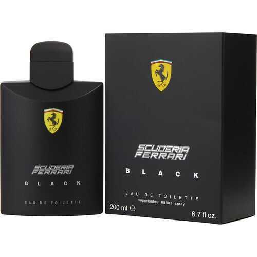 FERRARI SCUDERIA BLACK by Ferrari (MEN)