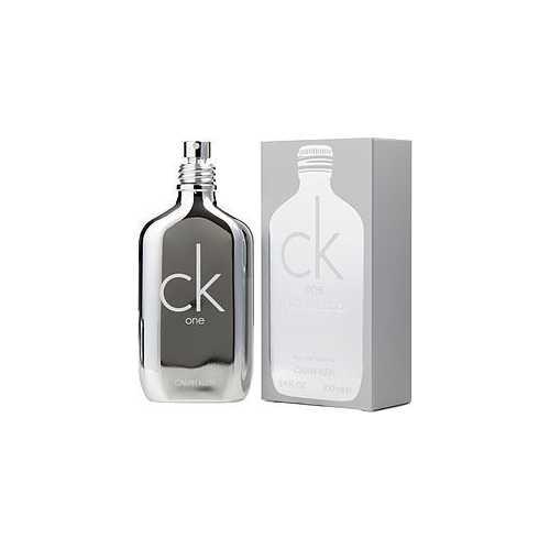 CK ONE PLATINUM EDITION by Calvin Klein (UNISEX)