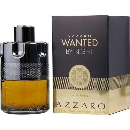 AZZARO WANTED BY NIGHT by Azzaro (MEN)