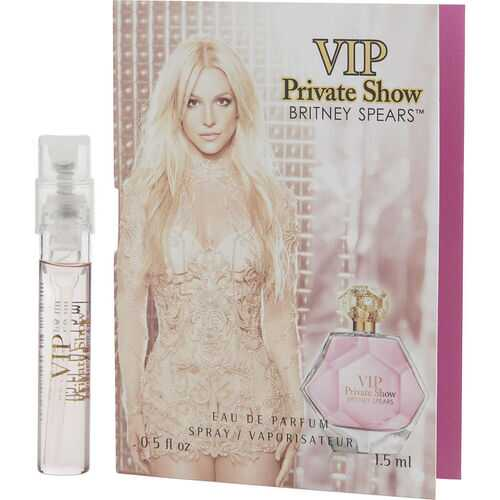 VIP PRIVATE SHOW BRITNEY SPEARS by Britney Spears (WOMEN)