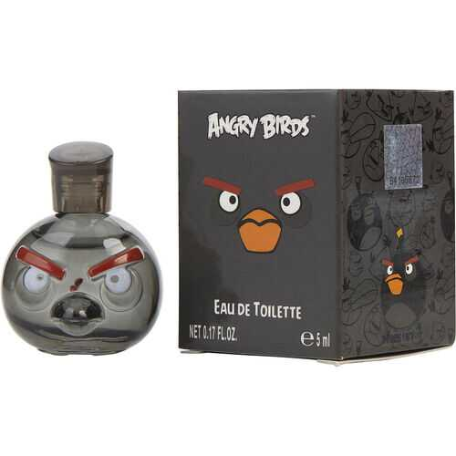 ANGRY BIRDS BLACK by Air Val International (UNISEX)
