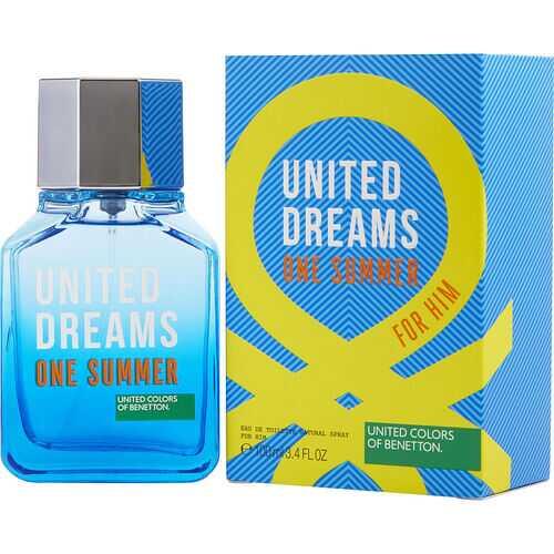 BENETTON UNITED DREAMS ONE SUMMER by Benetton (MEN)