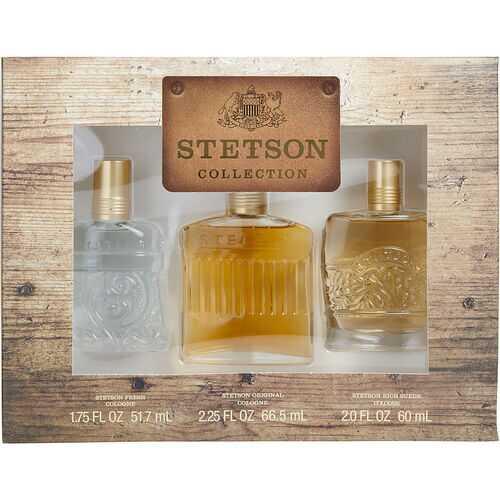 STETSON VARIETY by Coty (MEN)