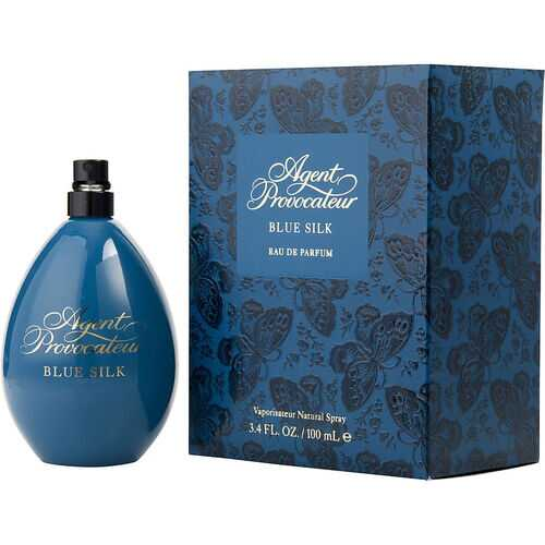 AGENT PROVOCATEUR BLUE SILK by Agent Provocateur (WOMEN)