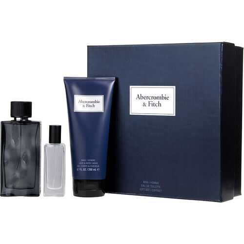 ABERCROMBIE & FITCH FIRST INSTINCT BLUE by Abercrombie & Fitch (MEN)