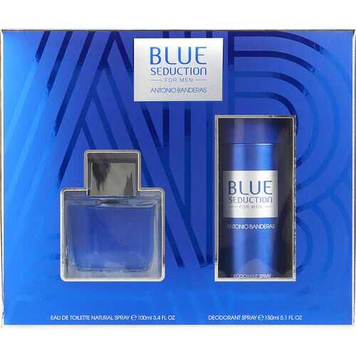 BLUE SEDUCTION by Antonio Banderas (MEN)