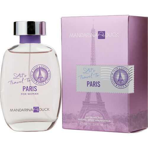 MANDARINA DUCK LET'S TRAVEL TO PARIS by Mandarina Duck (WOMEN)
