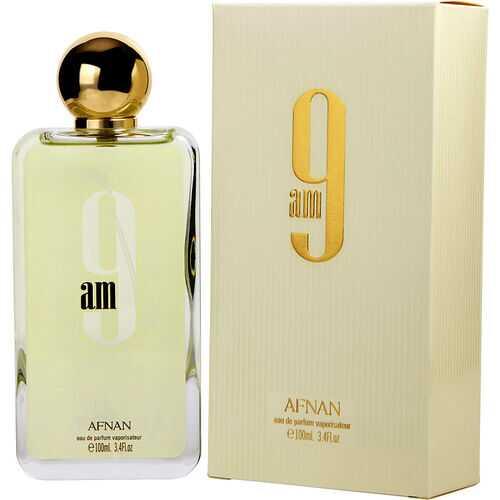 AFNAN 9 AM by Afnan Perfumes (UNISEX)