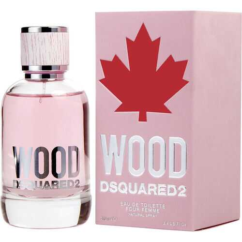 DSQUARED2 WOOD by Dsquared2 (WOMEN)