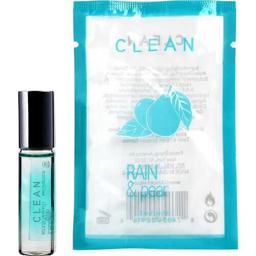 CLEAN RAIN & PEAR by Clean (WOMEN)