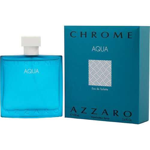 CHROME AQUA by Azzaro (MEN)