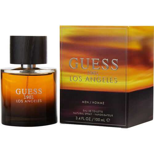GUESS 1981 LOS ANGELES by Guess (MEN)