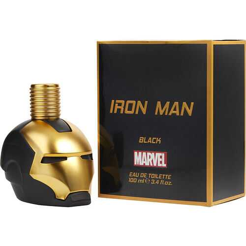 IRON MAN BLACK by Marvel (MEN)