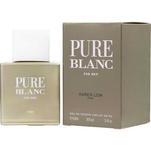 KAREN LOW PURE BLANC by Karen Low (MEN)
