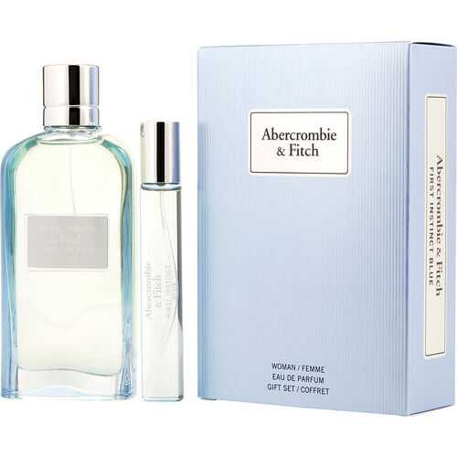 ABERCROMBIE & FITCH FIRST INSTINCT BLUE by Abercrombie & Fitch (WOMEN)