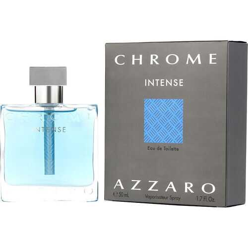 CHROME INTENSE by Azzaro (MEN)