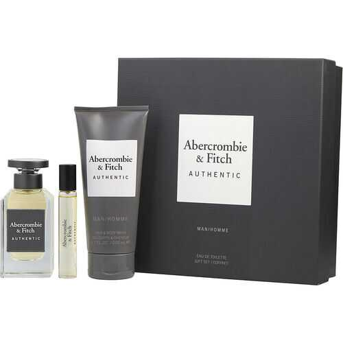 ABERCROMBIE & FITCH AUTHENTIC by Abercrombie & Fitch (MEN)