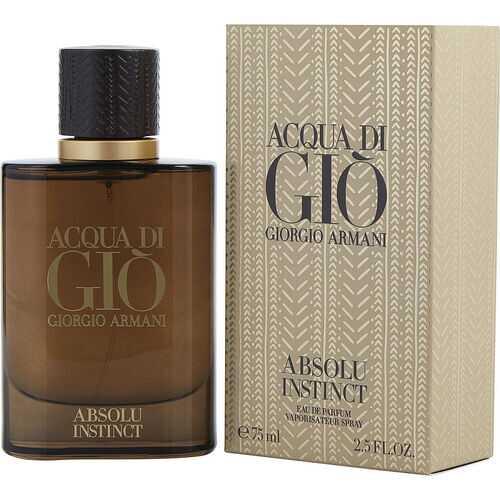 ACQUA DI GIO ABSOLU INSTINCT by Giorgio Armani (MEN)