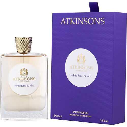 ATKINSONS WHITE ROSE DE ALIX by Atkinsons (UNISEX)