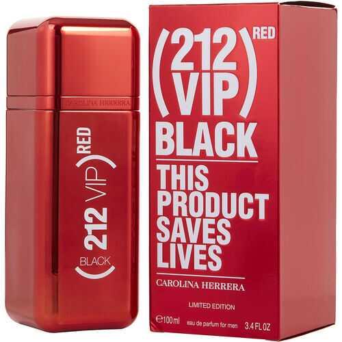 212 VIP BLACK by Carolina Herrera (MEN)