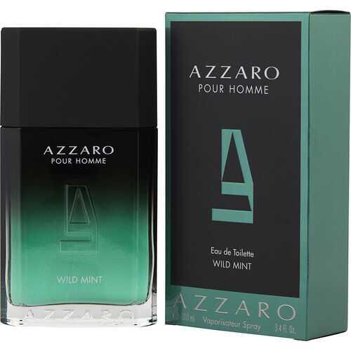 AZZARO WILD MINT by Azzaro (MEN)