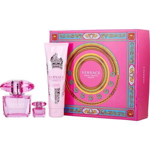 VERSACE BRIGHT CRYSTAL ABSOLU by Gianni Versace (WOMEN)