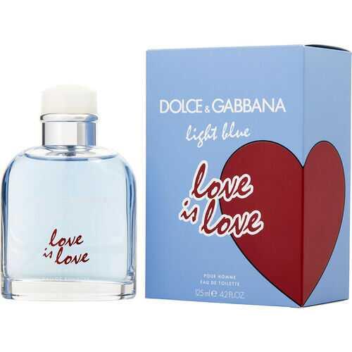 D & G LIGHT BLUE LOVE IS LOVE by Dolce & Gabbana (MEN)