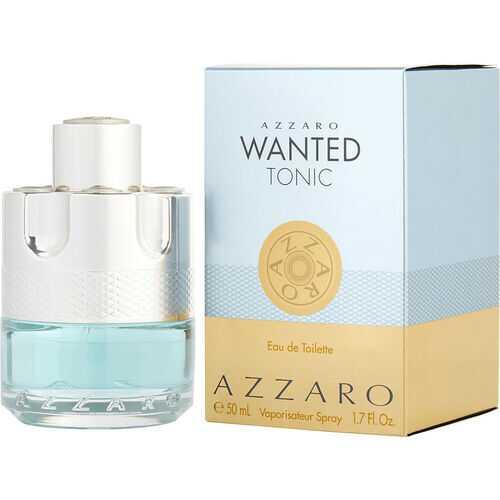 AZZARO WANTED TONIC by Azzaro (MEN)