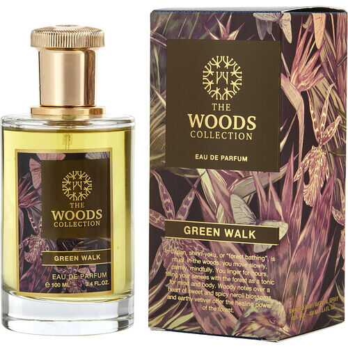 THE WOODS COLLECTION GREEN WALK by The Woods Collection (UNISEX)