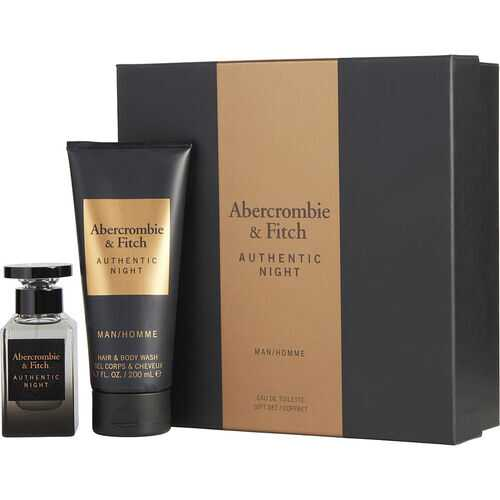 ABERCROMBIE & FITCH AUTHENTIC NIGHT by Abercrombie & Fitch (MEN)