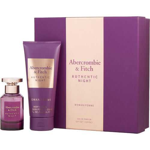 ABERCROMBIE & FITCH AUTHENTIC NIGHT by Abercrombie & Fitch (WOMEN)