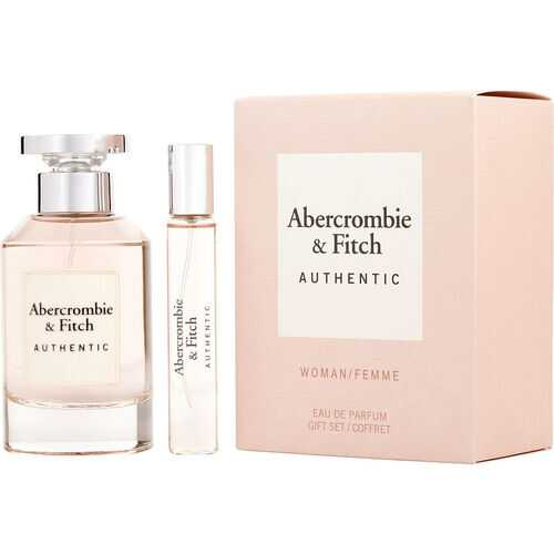 ABERCROMBIE & FITCH AUTHENTIC by Abercrombie & Fitch (WOMEN)