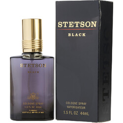 STETSON BLACK by Coty (MEN)
