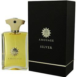 AMOUAGE SILVER by Amouage (MEN)