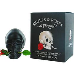 ED HARDY SKULLS & ROSES by Christian Audigier (MEN)