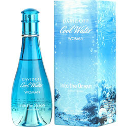 COOL WATER INTO THE OCEAN by Davidoff (WOMEN)