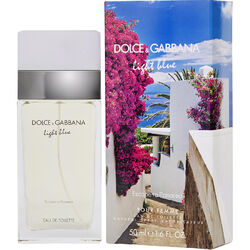 D & G LIGHT BLUE ESCAPE TO PANAREA by Dolce & Gabbana (WOMEN)