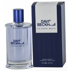 DAVID BECKHAM CLASSIC BLUE by David Beckham (MEN)
