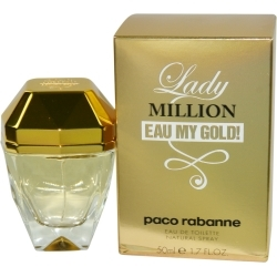 PACO RABANNE LADY MILLION EAU MY GOLD! by Paco Rabanne (WOMEN)