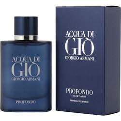 ACQUA DI GIO PROFONDO by Giorgio Armani (MEN)