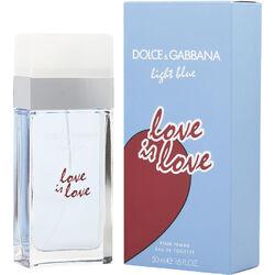 D & G LIGHT BLUE LOVE IS LOVE by Dolce & Gabbana (WOMEN)