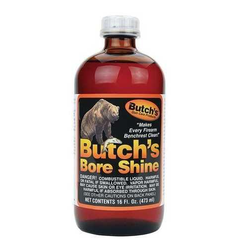 Butch's Bore Shine  16 oz
