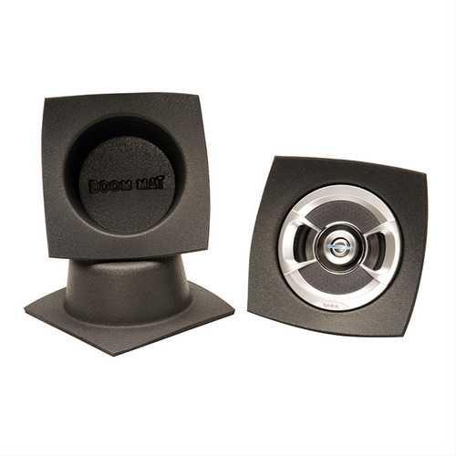 DEI Boom Mat Speaker Baffles 5.25 Round Pack of 2
