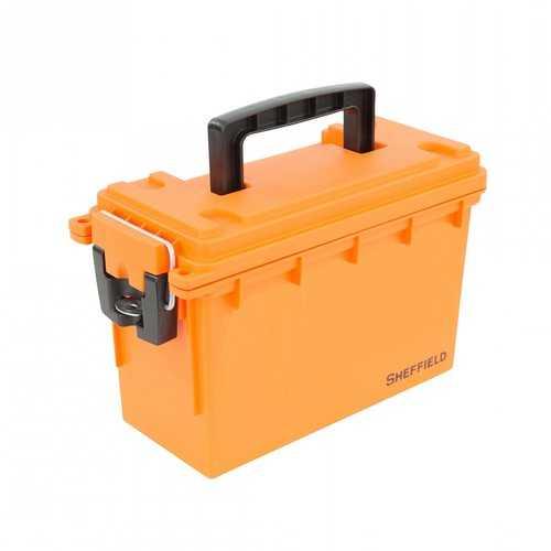 Sheffield Field Box- Safety Orange (Made In U.S.A.)