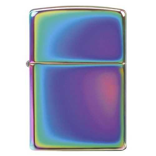 Zippo Windproof Lighter w/Spectrum Finish