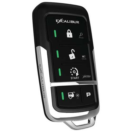 Omega 2-Way remote for RS4753D