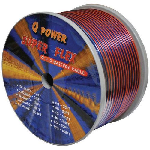 SPEAKER WIRE 16GA. 500' QPOWER