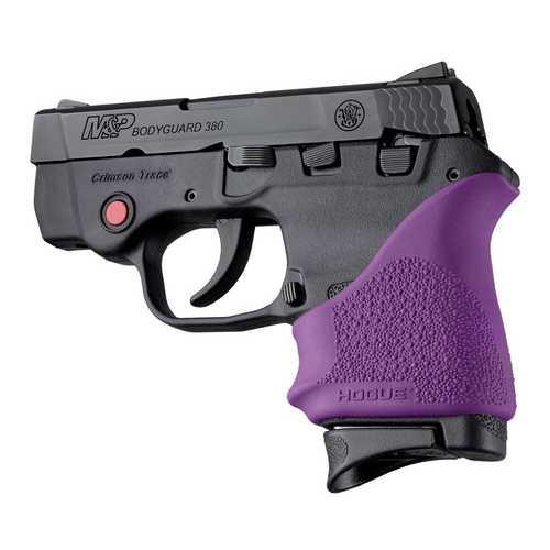 Hogue HAll Beavertail Grip Sleeve S&W Bodyguard 380 Taurus TCP  Spectrum Purple